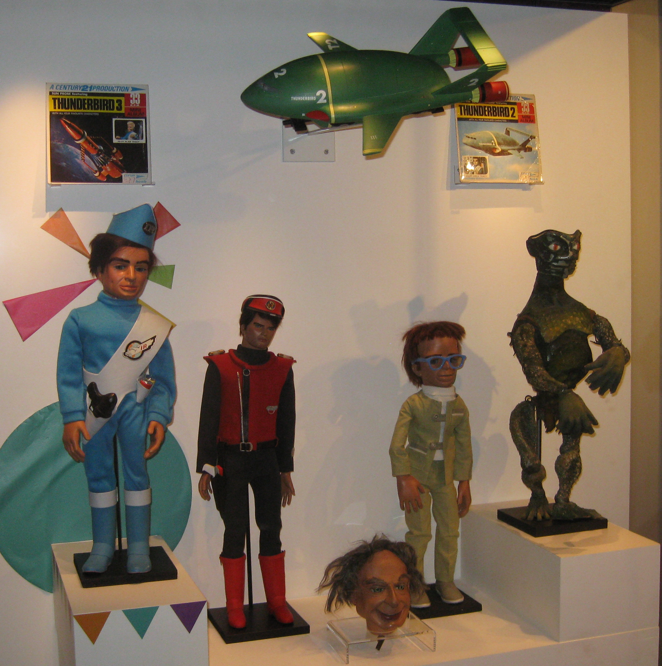 List of Supermarionation TV Programs   : Vote for your favorites.