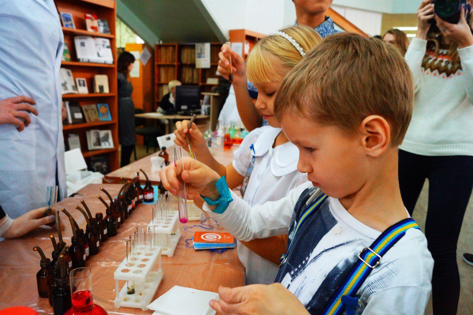 List of Science Education    : Vote for your favorites.