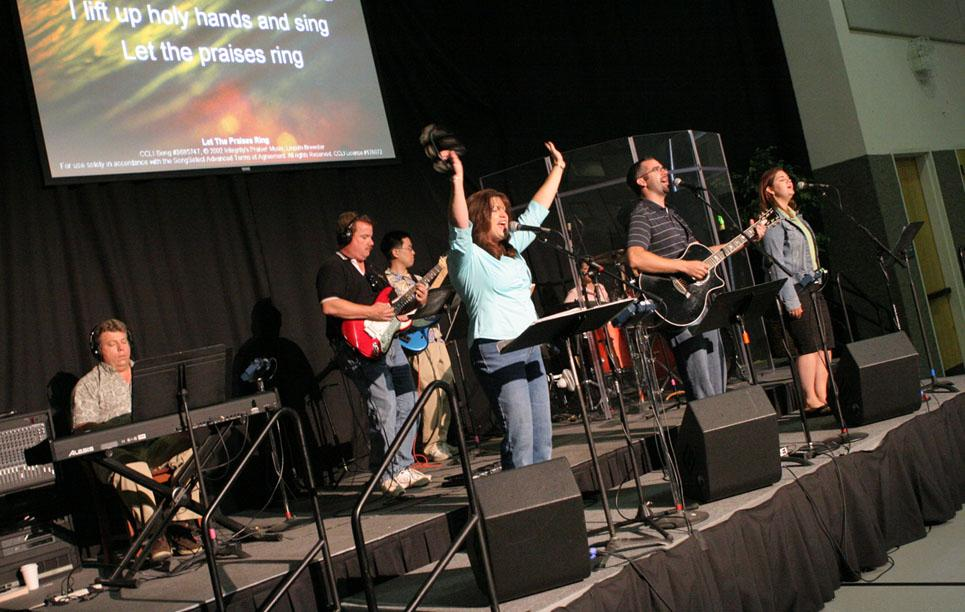 List of Contemporary Worship Music Bands and Artists   : Vote for your favorites.