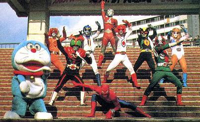 List of Tokusatsu Films and Movies   : Vote for your favorites.