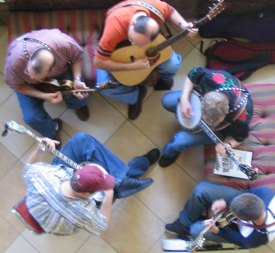 List of Bluegrass Music Bands and Artists   : Vote for your favorites.
