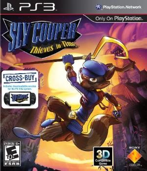 Sly Cooper: Thieves in Time Summary Information
