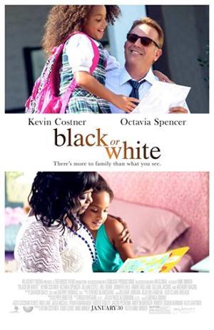 смотреть онлайн фильм черное и белое с кевином костнером