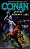 Conan at the Demon's Gate